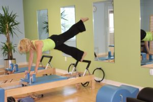 Reformer Front Balance Control